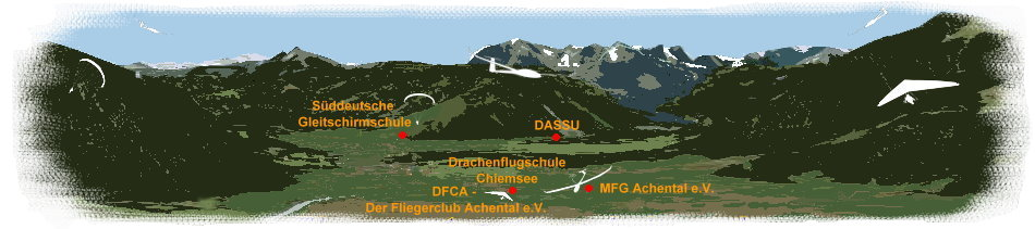 Flugsportzentrum Achental